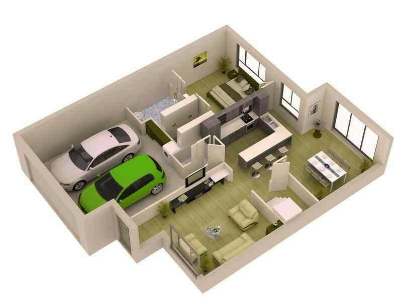Pin de Alexa en Sim Ideas Pinterest Planos casas, Casas y Entrada