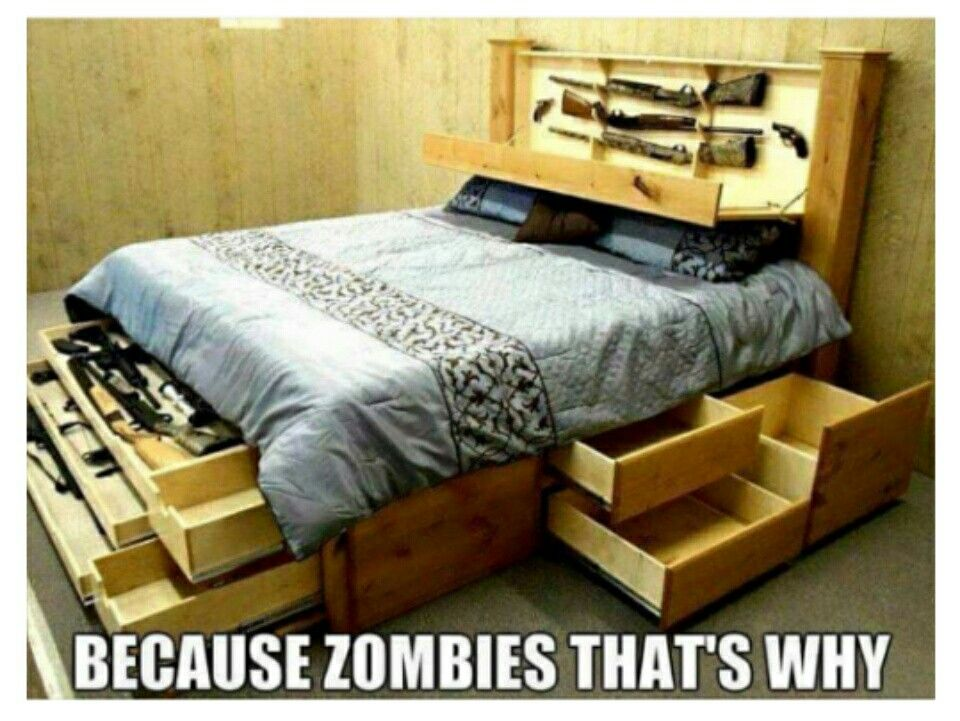 My Kinda Bed The Walking Dead Twd Thewalkingdead The Walking