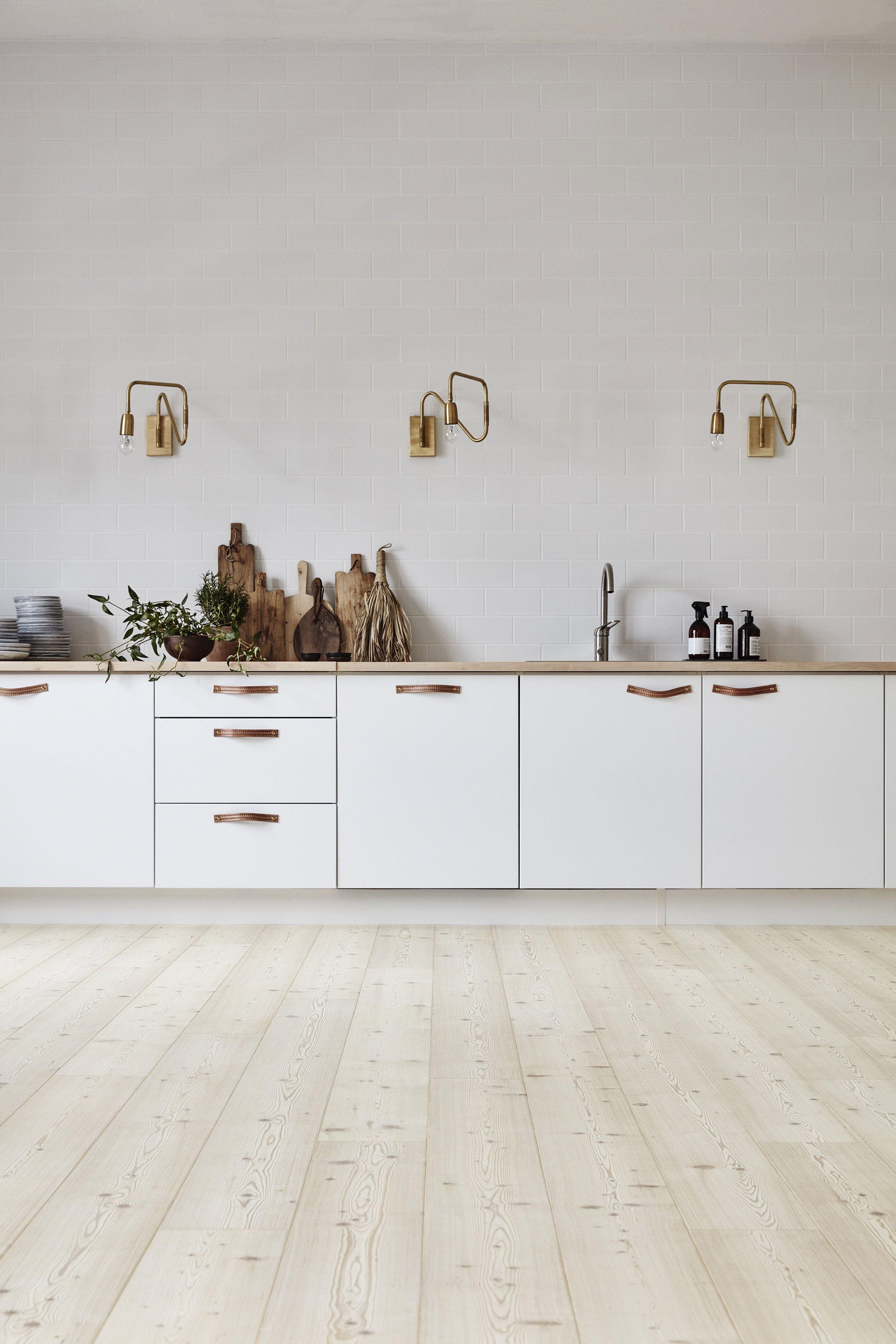 Küchen ohne Oberschränke - Wahnsinnig schön oder einfach nur