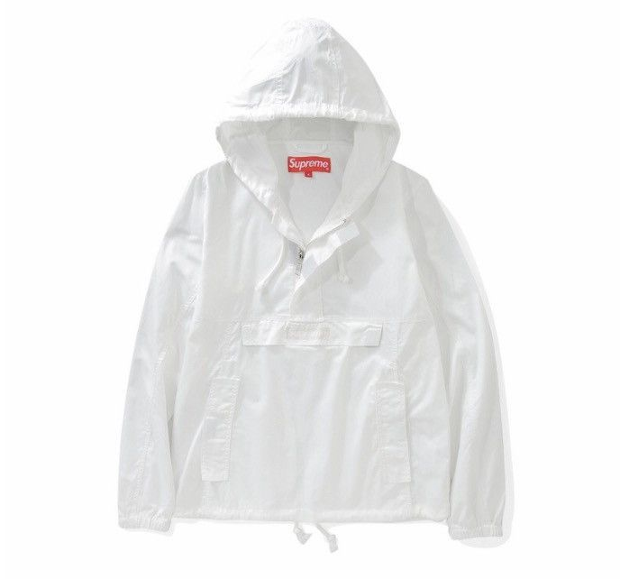 2ac6f3f4 Supreme All Weather Hoodies Flawless quality and warm for cold days. Made  from cotton, polyester and nylon with a 100% cotton lining.