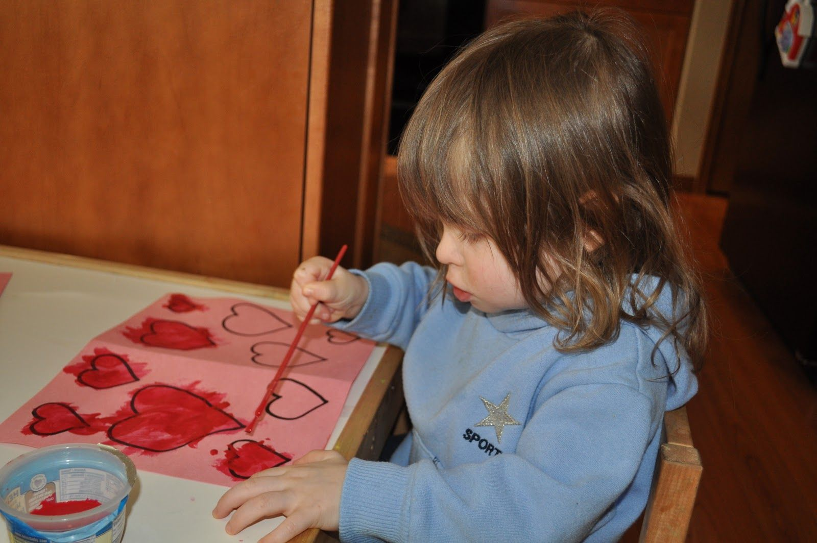 Dyi Toddler Valentine Day Cards