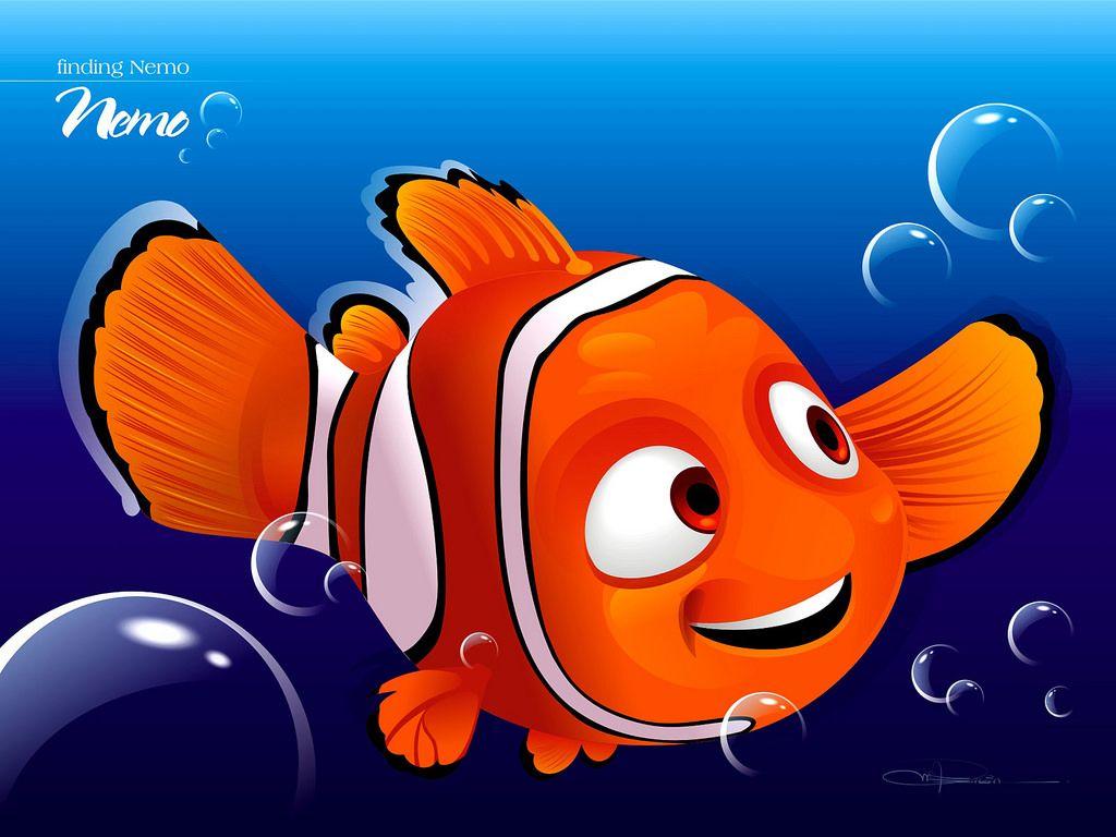 Buscando A Nemo El Mundo Del Cine Finding Nemo Finding Nemo Characters Cartoon Fish