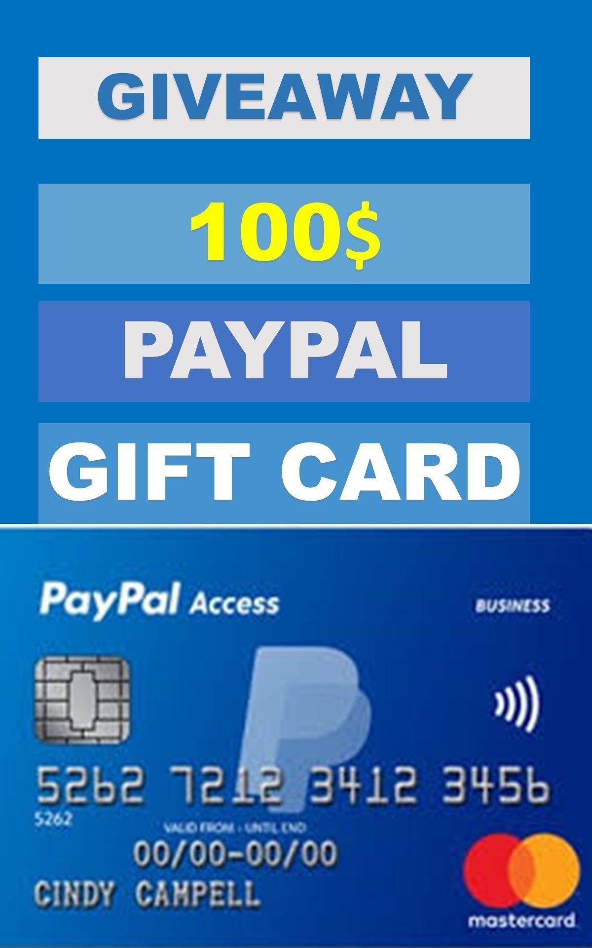 Paypal Free Gift Card Paypal Gift Card Gift Card Generator Gift Card Exchange