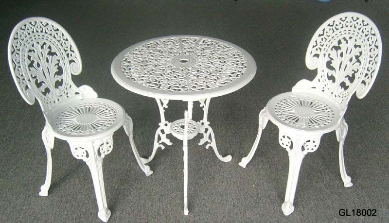 Beautiful Rod Iron Table And Chairs Part - 8: #Original Vintage French Wrought Iron Garden #furniture - #bistro Set, View  More On The LINK: Http://www.zeppy.io/product/gb/2/231940309546/ |  Pinterest ...