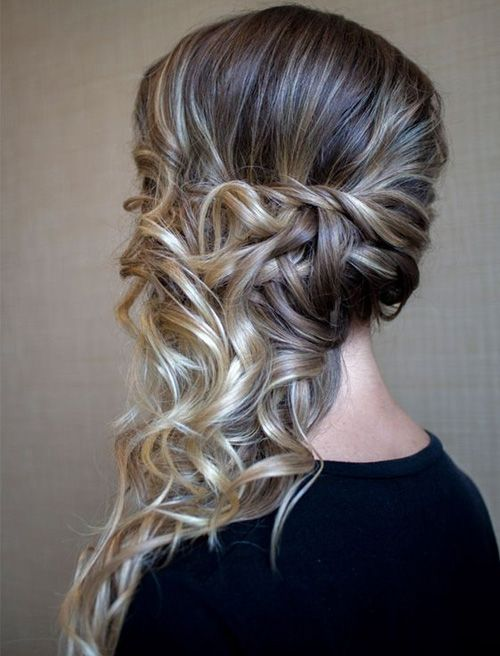 Long Ombre Hairstyle 2016