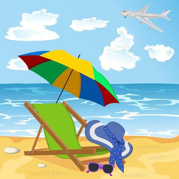 Beach With Umbrella Lounge Chair Umbrella Lounge Chair Wayfair Living Room Chairs