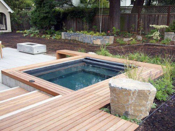 Photo of Top 80 Best Hot Tub Deck Ideas – Relaxing Backyard Designs #hottubdeck Top 80 Be…