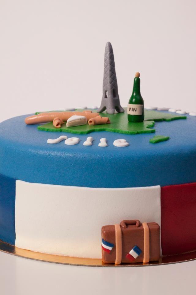 Bon bon cake designs