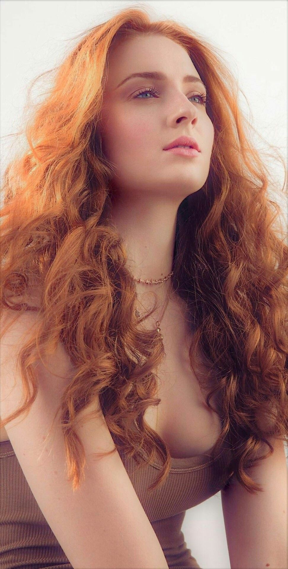 Bushy haired redhead tresses pinterest redheads red heads and