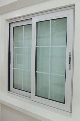 Aluminum Profile Sliding Window Design For Homes