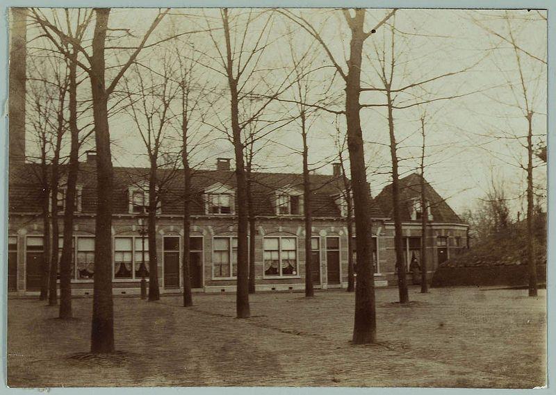 Oosterkolkstraat ca1900 | Fotograaf: Onbekend Catalogusnumme… | Flickr