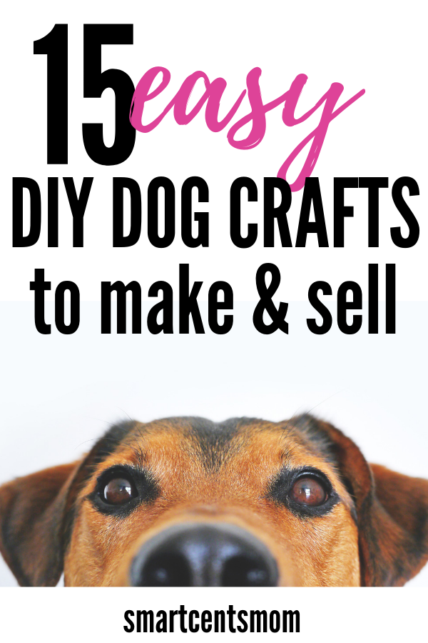 15 Easy Diy Dog Crafts To Make And