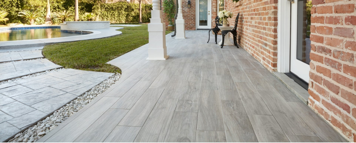 Transition Tile Effortlessly From Indoors To Outdoors With Our R11
