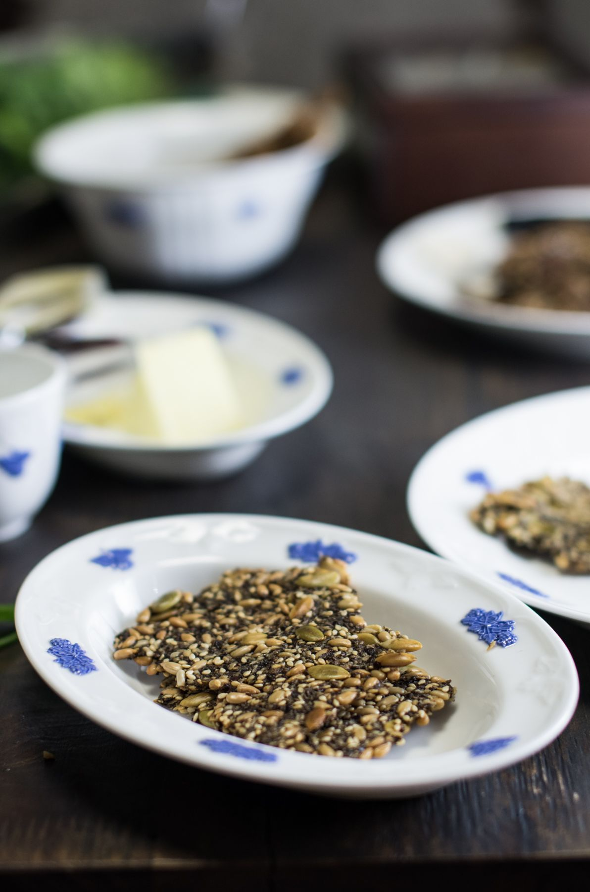Gourmet siemennäkkileivät – Nordic Atmosphere