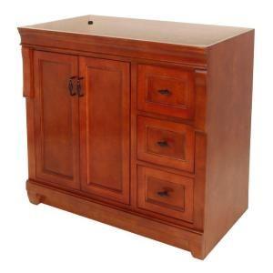 Home Decorators Collection Naples 36 In W Bath Vanity Cabinet