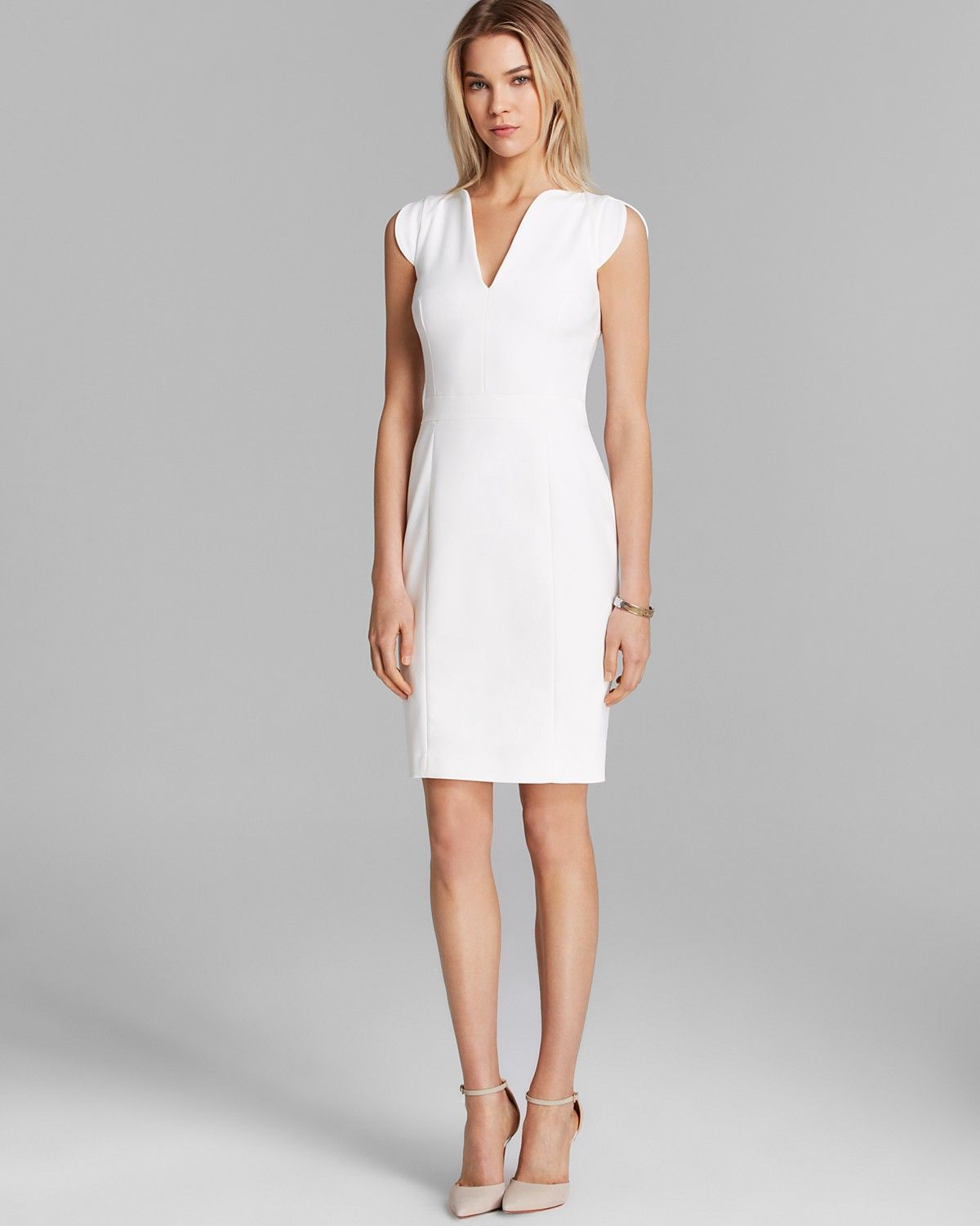 FRENCH CONNECTION Dress - Lolo Stretch Classics | Bloomingdale's