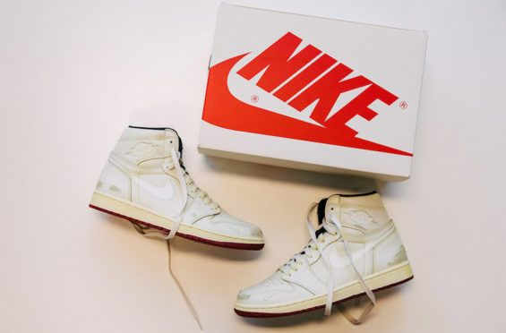 56cb2417b293 The Nigel Sylvester x Air Jordan 1 Retro High OG Is Officially ...