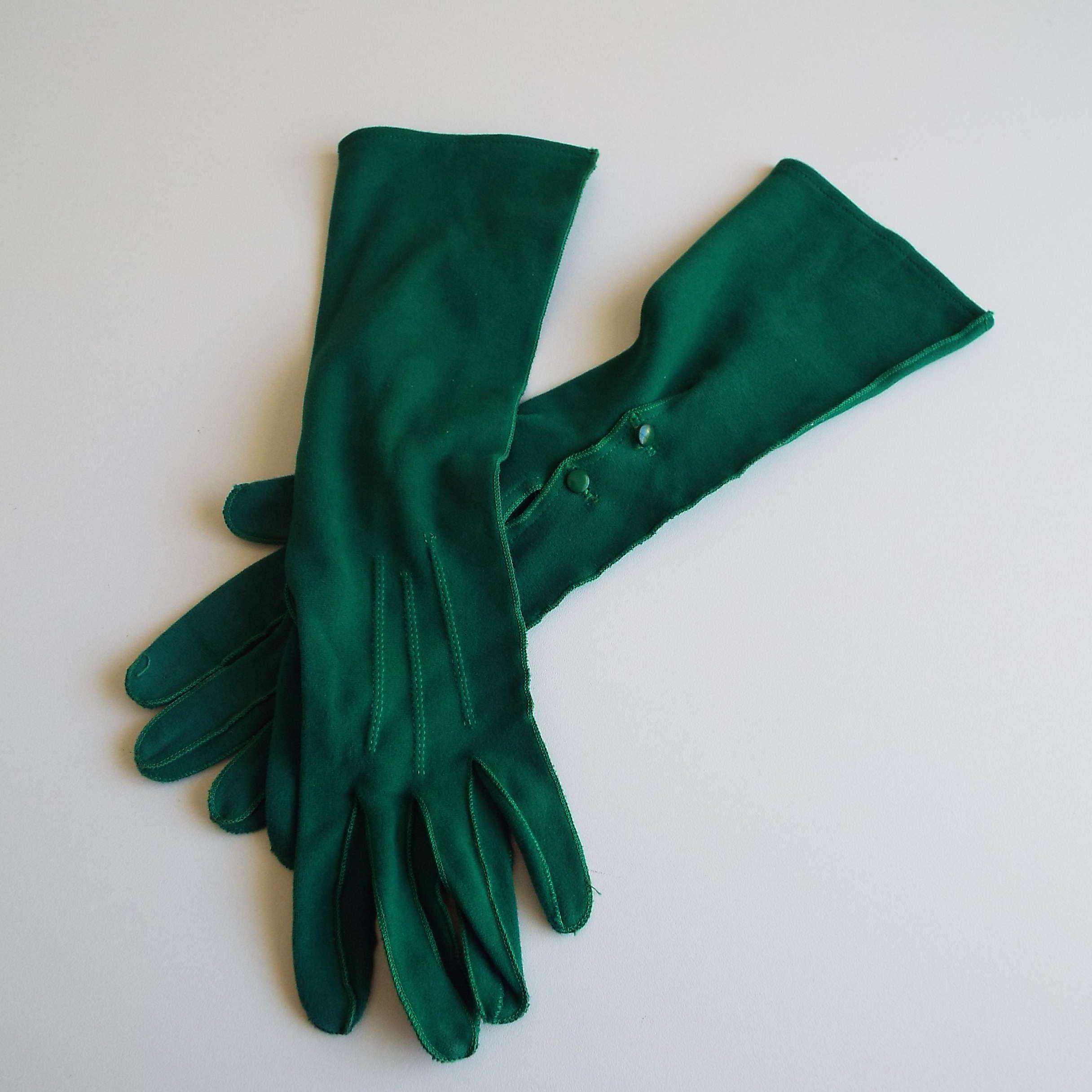 1960's Mambo emerald