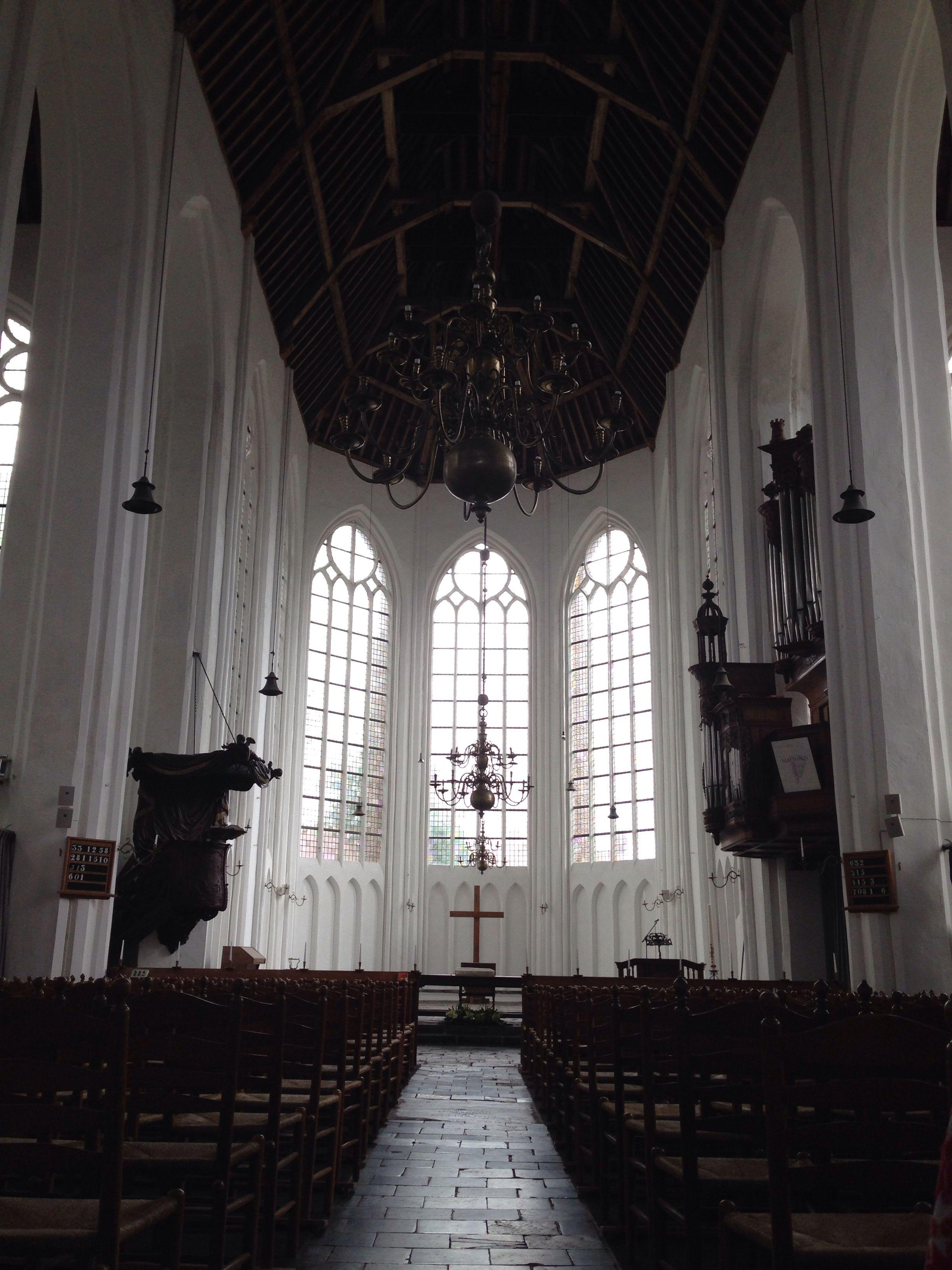 Aardenburg NL - old church