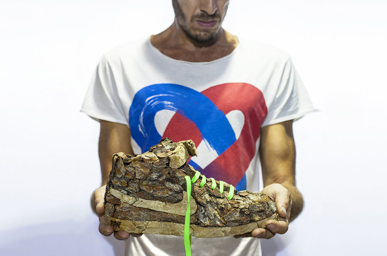 Organic Nikes Made From Flowers And Bark | Co.Design | business + design