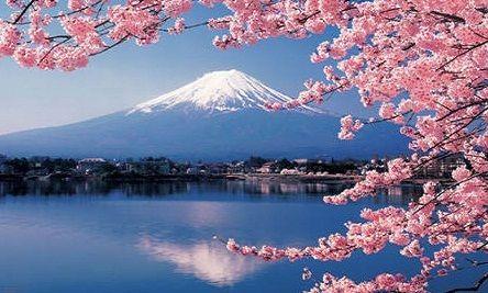 Gunung Fuji Pemandangan Jepang Gunung Fuji