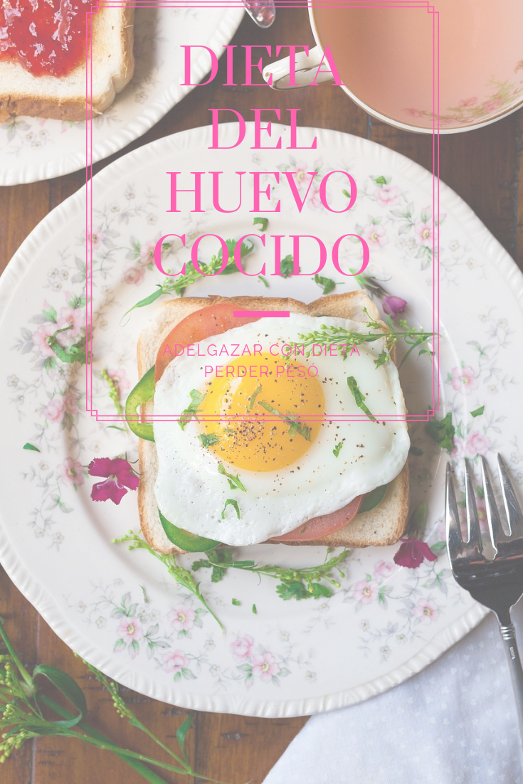 El huevo sancochado ayuda a bajar de peso