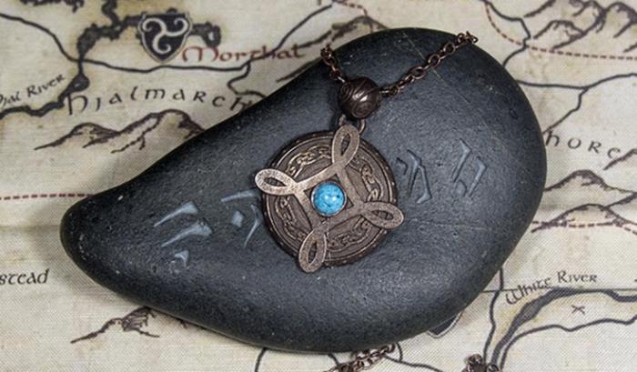 skyrim fan s amulet