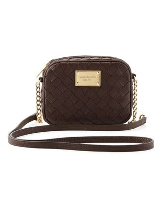 06e02a3e7 Michael Kors - Jet Set Mini Crossbody | Michael Kors | Michael kors ...