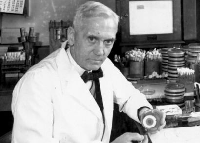 Alexander Fleming Is Credited With The Discovery Of Penicillin