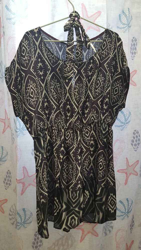 Pre-owned Women\'s Tunic Dress Junior Plus Size 1X #fashion ...