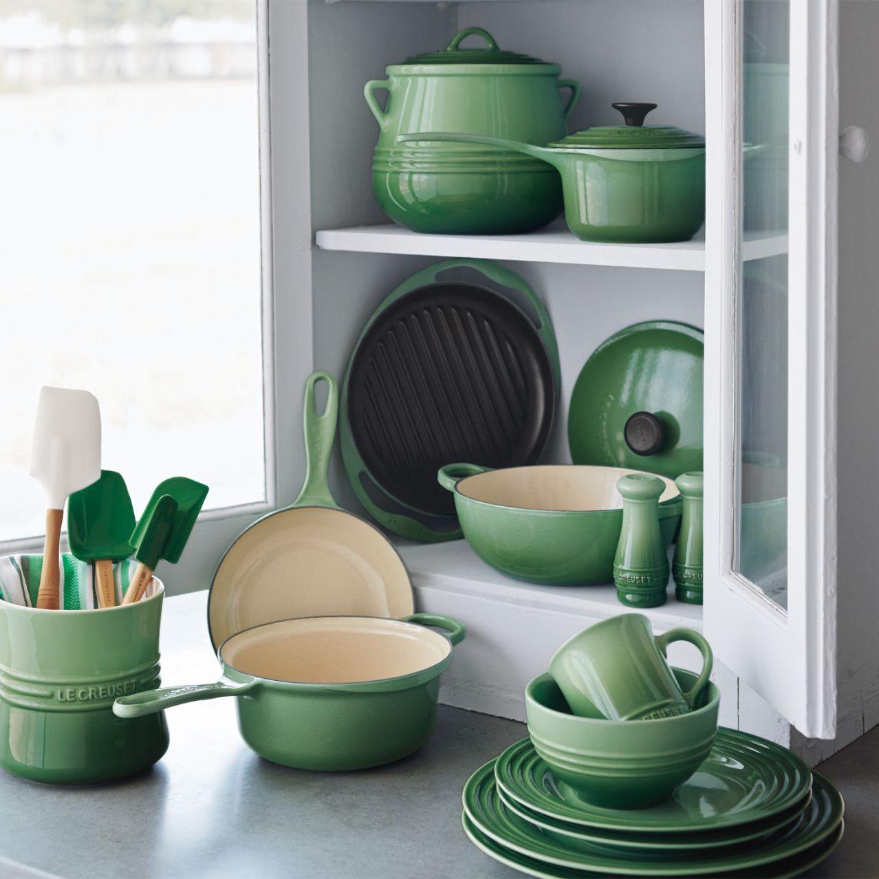 Le Creuset Rosemary Dinnerware Set & Le Creuset Rosemary Dinnerware Set | future kitchen | Pinterest ...
