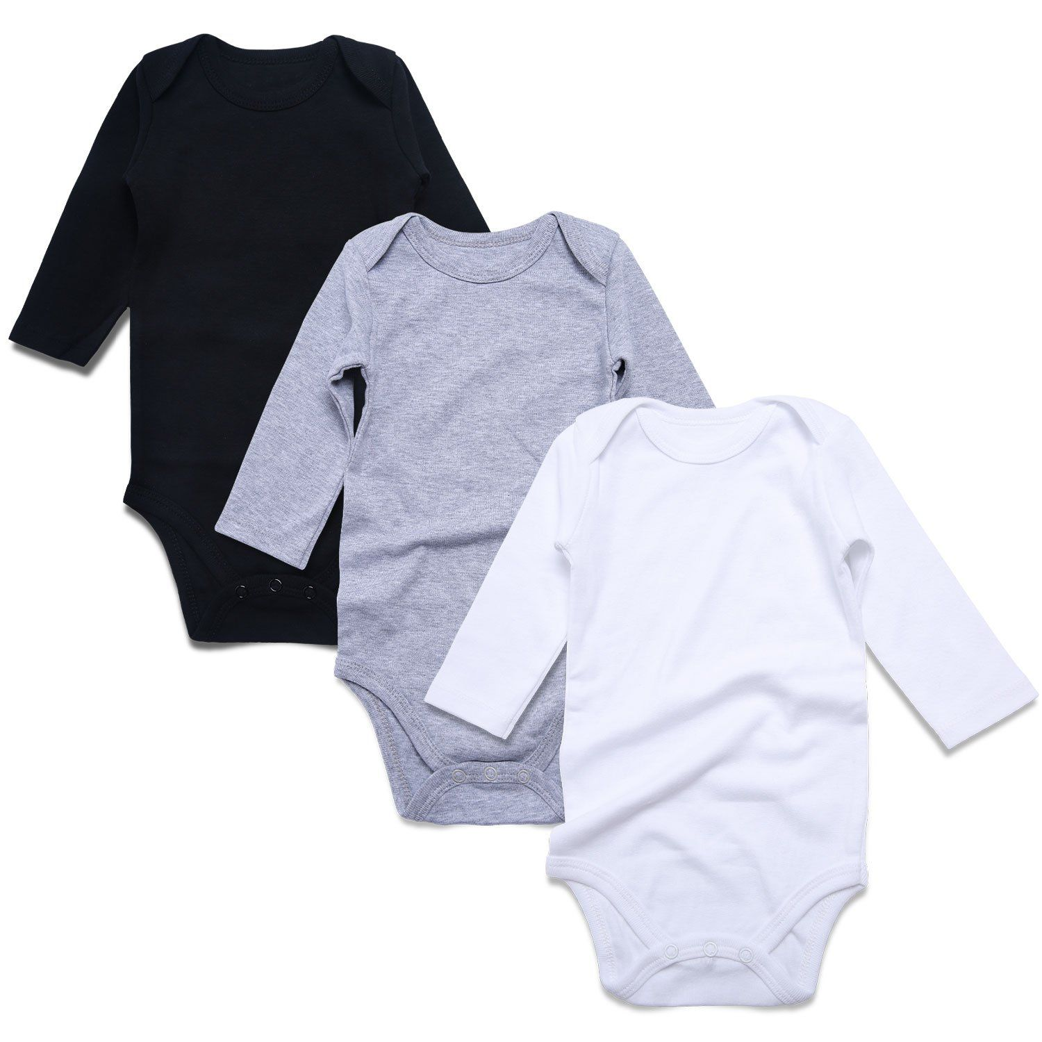 Romperinbox Place Uni Baby Bodysuits Cotton Boys Girls 0 24
