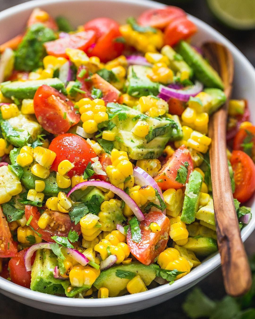 Salades Composee Pour Barbecue : salades, composee, barbecue, FRESH, Summer!!, Salad, Perfect, Potlucks, Summer, BBQ's!, Recipe, Natashaskitc…, Salade, Barbecue,, D'avocat,, Recettes, Cuisine