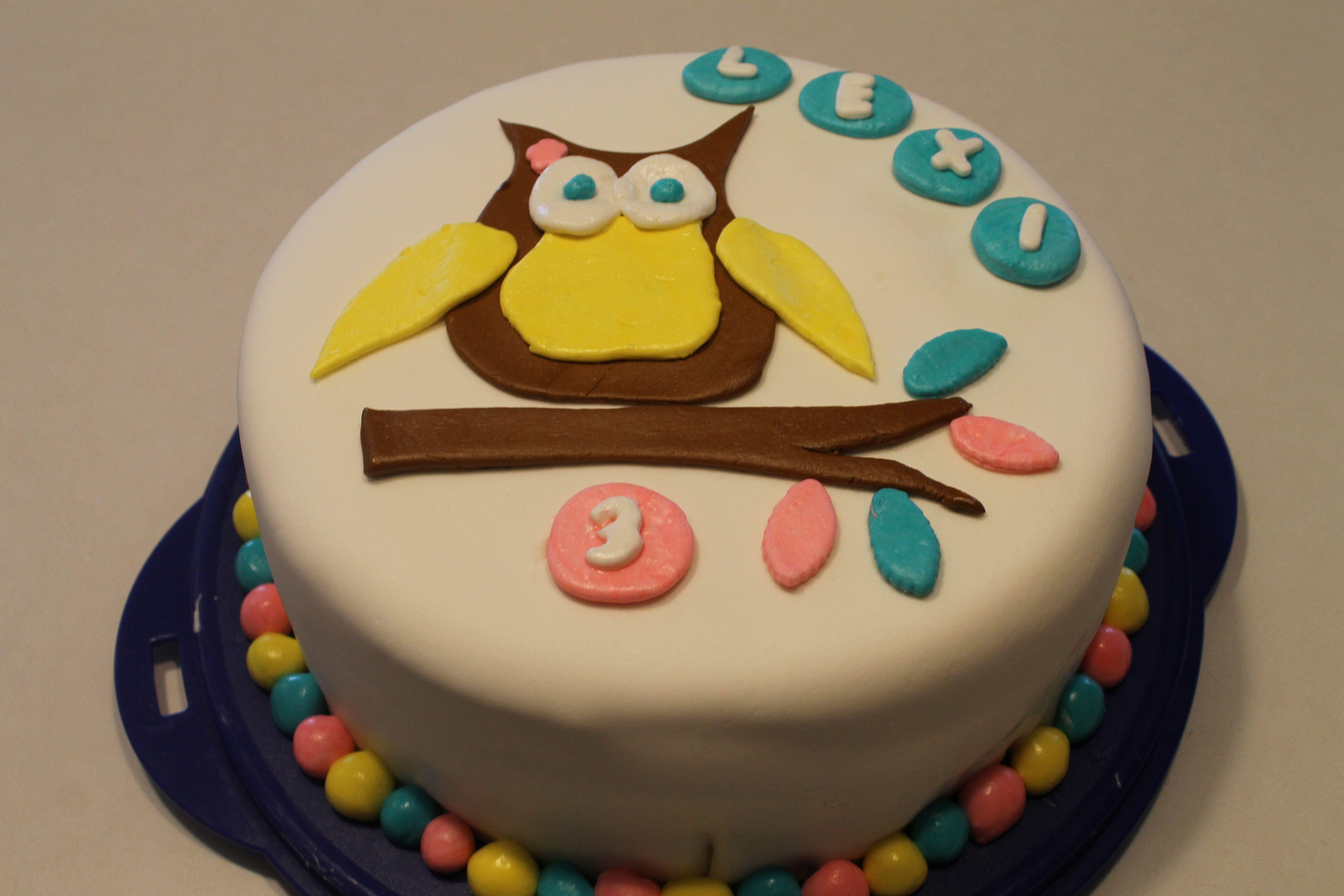 Owl cake Party Pinterest Owl cakes Cake and Owl birthday cakes