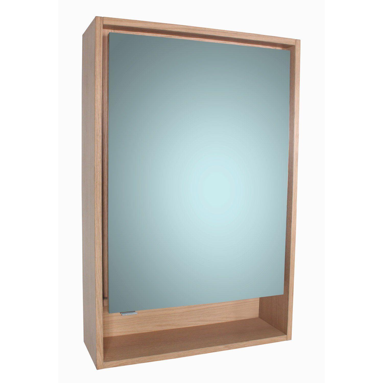 Armoire A Glace Leroy Merlin mise en oeuvre:a monter soi-même … | armoire de toilette