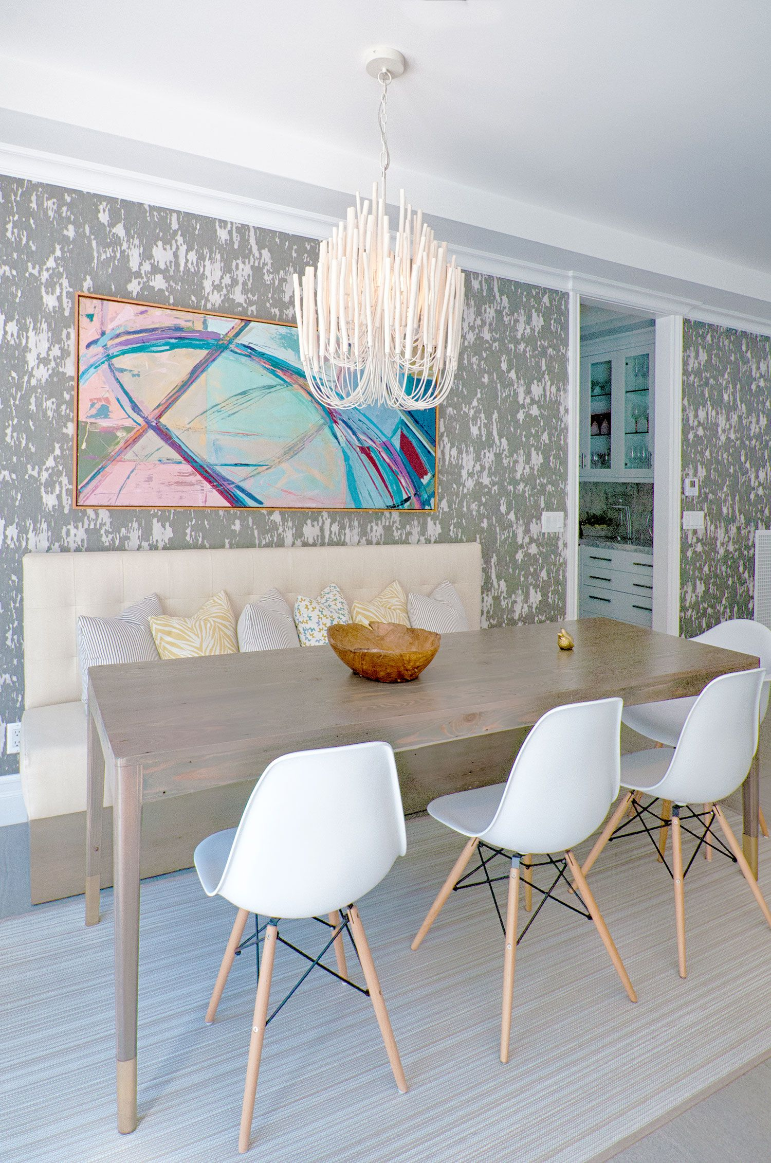 Pop Culture in Southern California | Rue | Dining Rooms | Pinterest ...