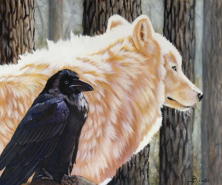 открытки птичка и волк доверьтесь мне, уважаемый