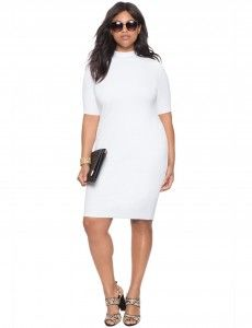 c981f8ab3135 Must Have Plus Size White Pieces for the Spring | what to wear ...