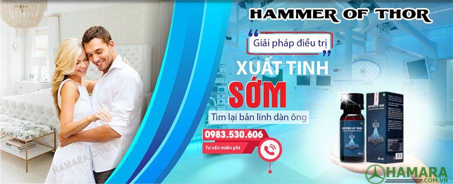 sản phẩm hammer of thor giá bán bao nhiêu là chính hãng và đạt chất