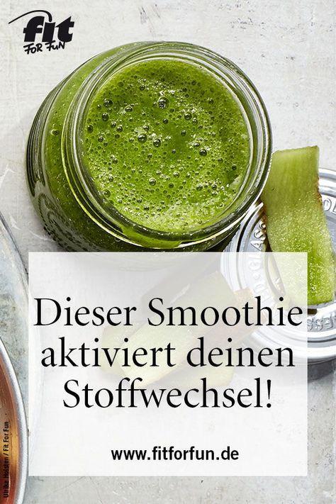 Grünkohl-Smoothie Rezept – FIT FOR FUN