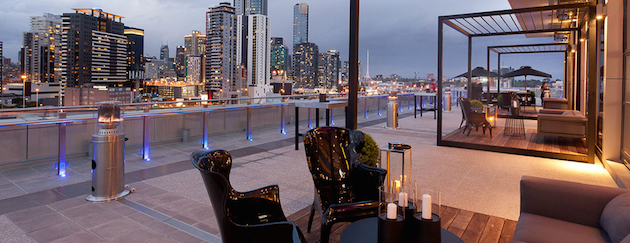Luminere Melbourne The Best Rooftop Wedding Venues In