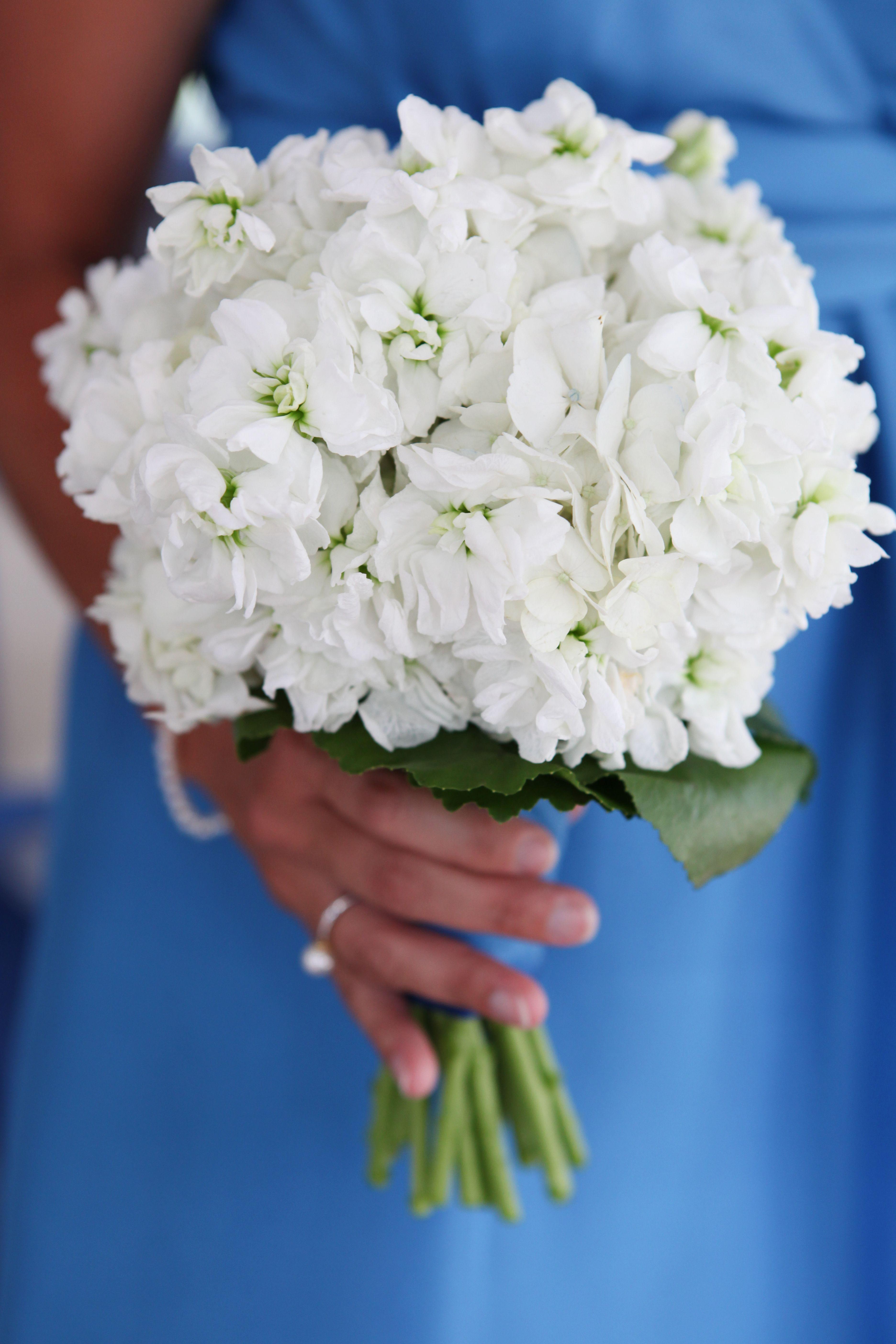 White Bridesmaid Bouquet Wedding Pinterest Bridesmaid Bouquets