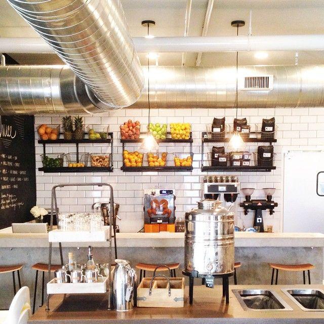 Pretty Interior Juice Bar Con Imagenes Interiores Design Bar