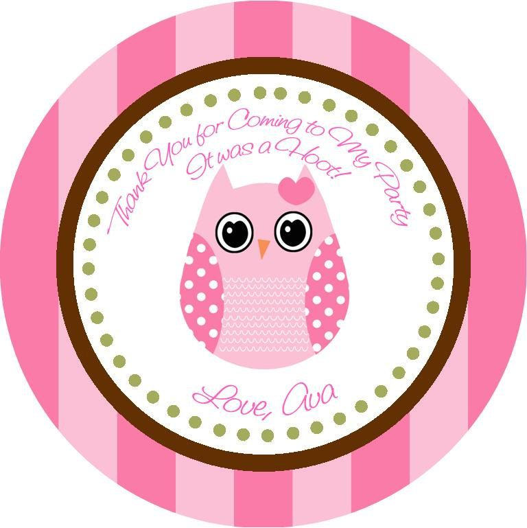 Owl buy 2 get 1 free thank you gift tags diy printable owl buy 2 get 1 free thank you gift tags diy printable personalized negle Gallery