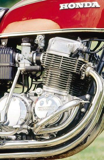 Honda Cb 750 La Revolution Moto Revue Classic Honda Cb Honda Motos Honda