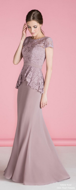 5 Bridesmaid Dress Designers We Love for 2018 | Vestiditos