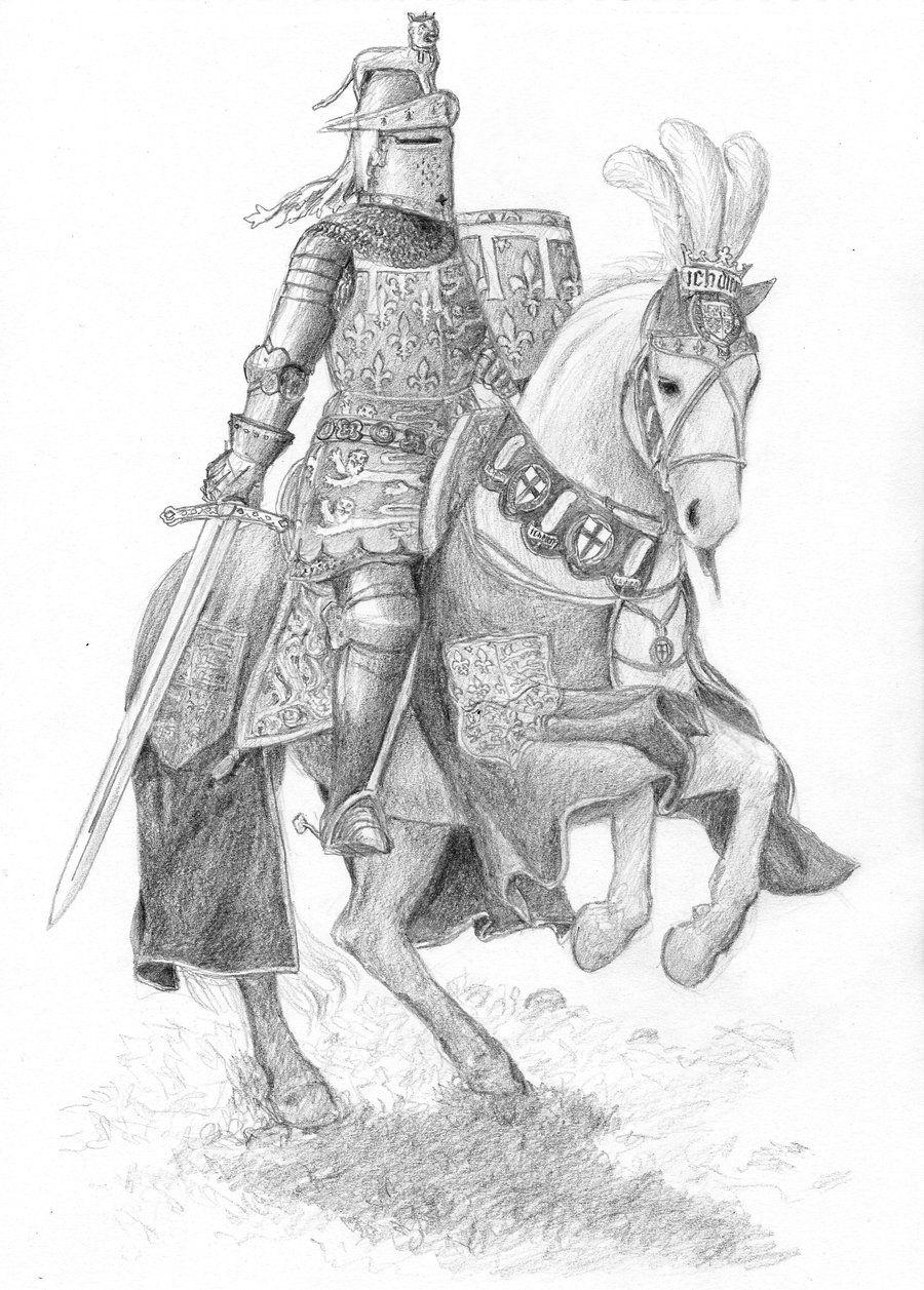 средневековые рыцари картинки и рисунки многие предпочитают покупать