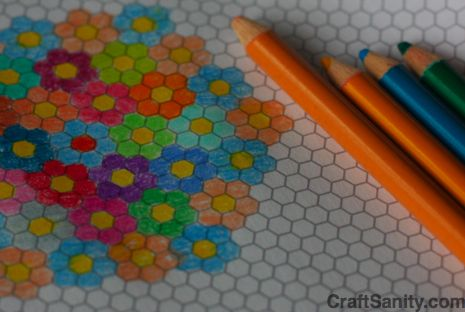 Hexagonal Graph Paper Template Free Printable Hexagon Paper Pieces