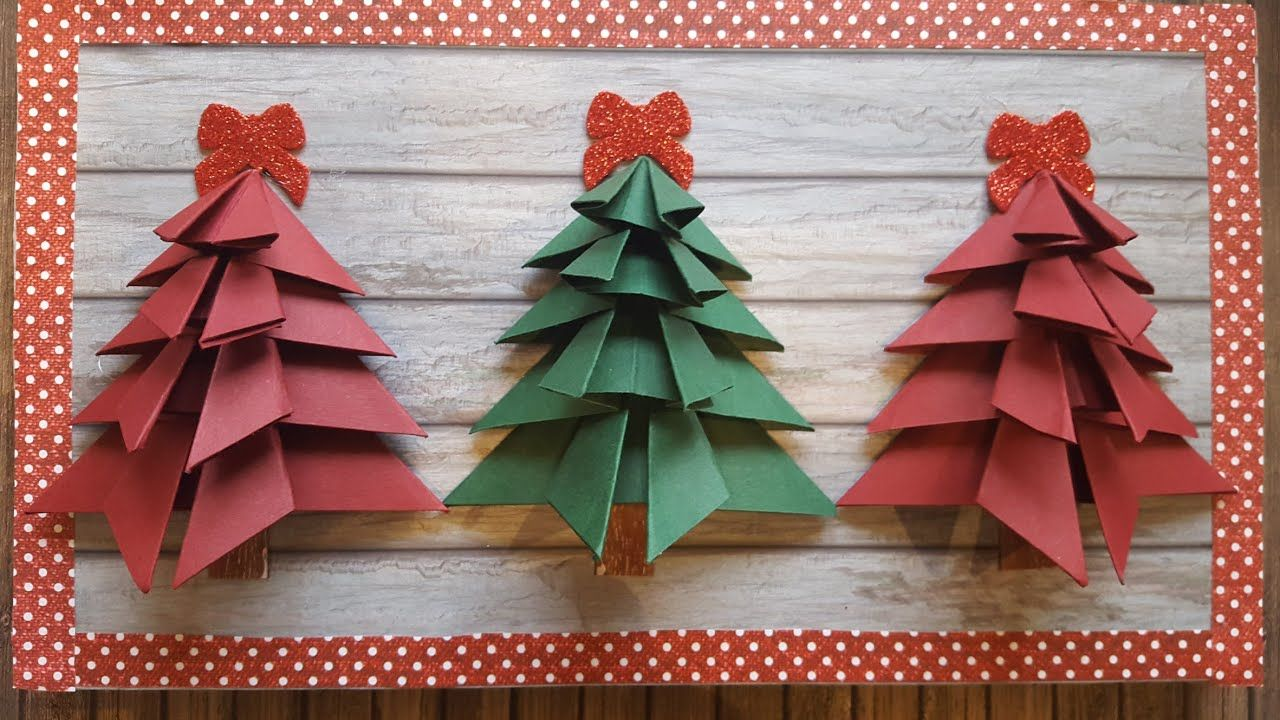 From Cardboard To Hanging Wall Decor Christmas Paper Crafts Youtube Christmas Paper Crafts Christmas Wall Hangings Pinterest Christmas Crafts