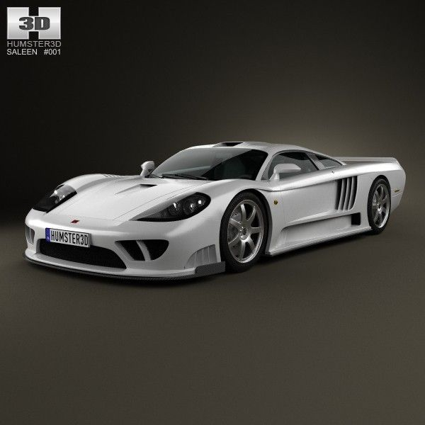 Exceptionnel Car 2008 3D Obj   3D Model · Top Sports ...
